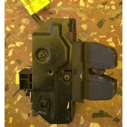 Vectra C csomagtér zár szerkezet