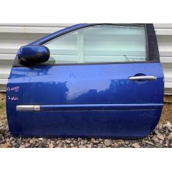 Clio III. 3ajtós bal első ajtó