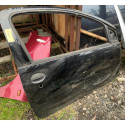 Peugeot 107 jobb első ajtó