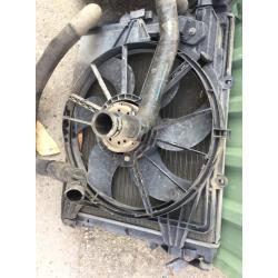 Renault Thalia 1.5DCI hűtő ventillátor